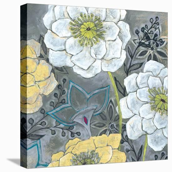 Central Park Bloom II-Kate Birch-Stretched Canvas Print