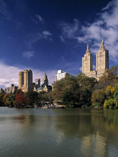 Central Park, New York City, USA-Walter Bibikow-Photographic Print