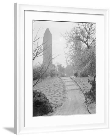Central Park Views--Framed Photographic Print
