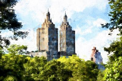 Central Park West-Philippe Hugonnard-Giclee Print