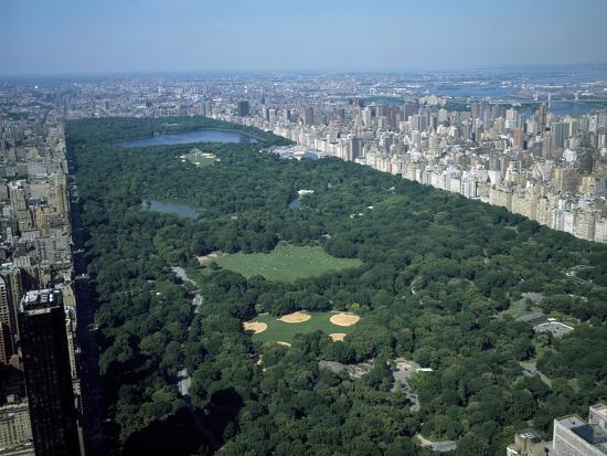 Central Park-Carol Highsmith-Photo