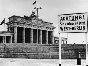 Achtung by Central Press