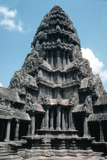 Central Tower of the Temple, Completed C.1150--Photographic Print