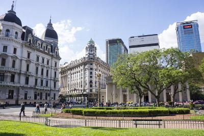 Centre of Buenos Aires, Argentina-Peter Groenendijk-Photographic Print