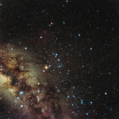 Centre of Milky Way-Eckhard Slawik-Photographic Print