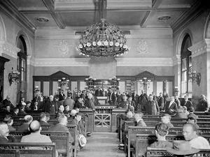 Centre Street Magistrate's Court