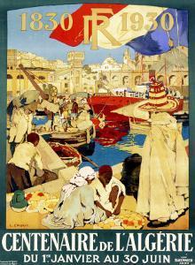 Century French Colony Algiers