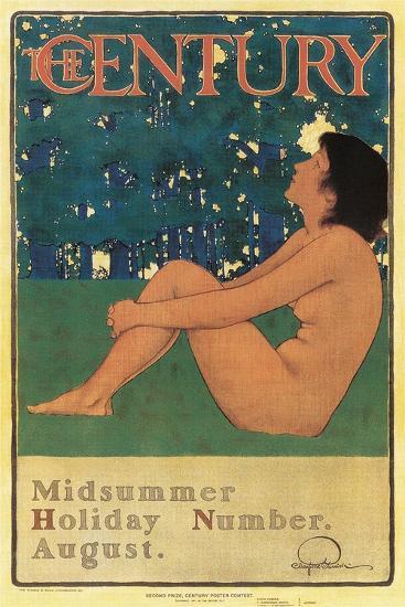 Century Poster, Midsummer--Art Print
