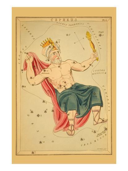 Cepheus-Aspin Jehosaphat-Art Print
