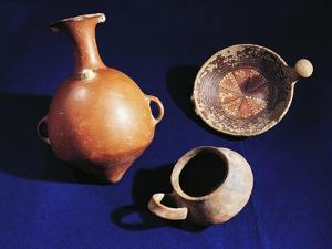 Ceramic Vessels from Lake Titicaca