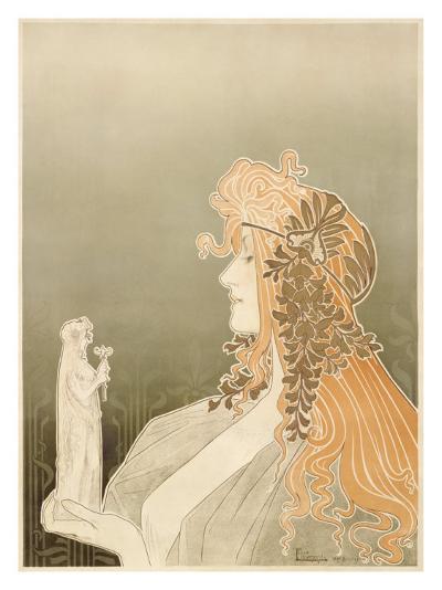 Cercle Artistique de Schaerbeek-Privat Livemont-Giclee Print