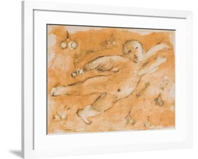 Cerises-Alexis Gorodine-Framed Limited Edition