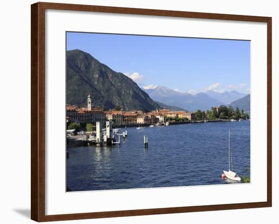 Cernobbio, Lake Como, Italian Lakes, Lombardy, Italy, Europe-Vincenzo Lombardo-Framed Photographic Print