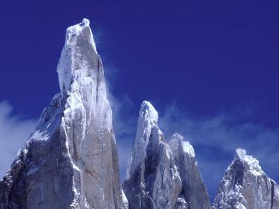Cerro Torre, Los Glaciares National Park, Argentina-Art Wolfe-Photographic Print