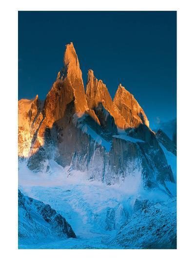 Cerro Torre Los Glaciares--Art Print