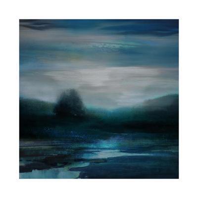 Cerulean Dawn II-Kelly Corbin-Giclee Print