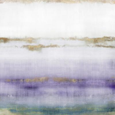 Cerulean Haze I Violet Version by Isabelle Z