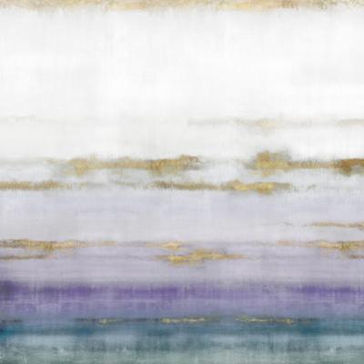 Cerulean Haze II Violet Version by Isabelle Z