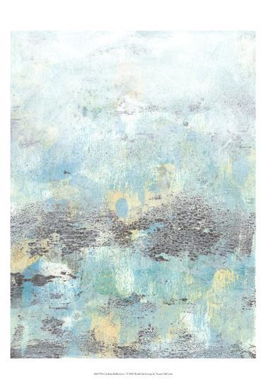 Cerulean Reflections I-Naomi McCavitt-Art Print