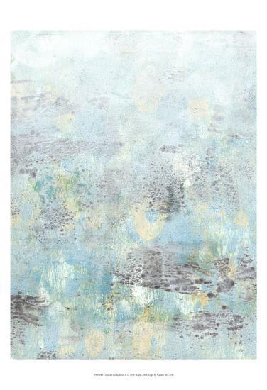 Cerulean Reflections II-Naomi McCavitt-Art Print