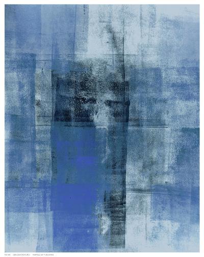 Cerulean Texture II-C^ Tice-Art Print