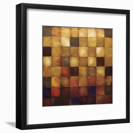 Cerveny-Wani Pasion-Framed Giclee Print