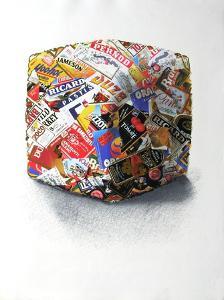Compression D'Étiquettes by César Baldaccini