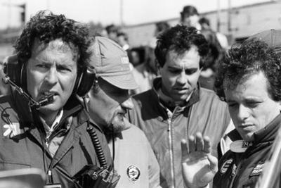 Cesare Fiorio and Mauro Baldi, 1984