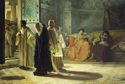 Deposition of Pope Silverio, 537