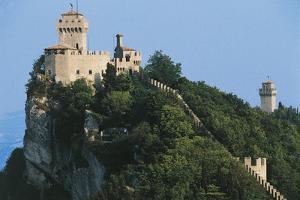 Cesta Tower or Second Tower, San Marino, Republic of San Marino, 15th Century