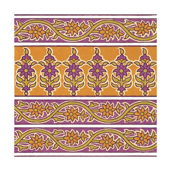 Ceylon Squares II-Vision Studio-Art Print