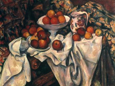 Cezanne: Still Life, C1899-Paul C?zanne-Giclee Print
