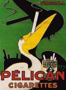 Pelican Cigarettes by Ch. Yraz