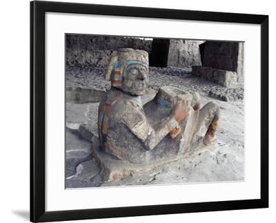 Chac-Mool--Framed Giclee Print