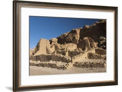Chaco Culture National Historical Park-Richard Maschmeyer-Framed Photographic Print