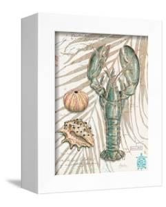 Aqua Lobster by Chad Barrett