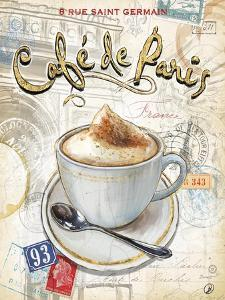 Café Paris by Chad Barrett