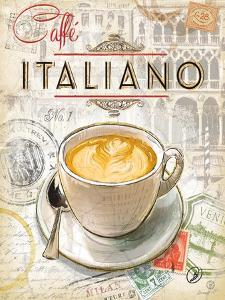 Caffe Italiano by Chad Barrett