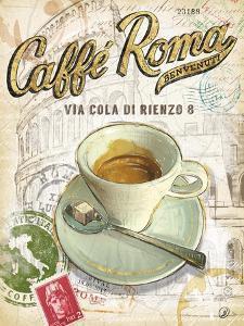 Caffe Roma by Chad Barrett