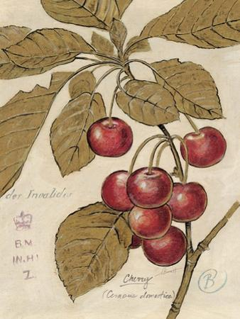 Cherry Etching