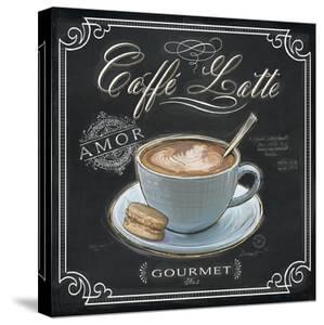 Coffee House Caffe Latte by Chad Barrett