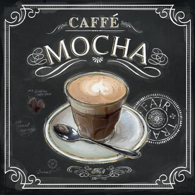 Coffee House Caffe Mocha by Chad Barrett