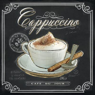 Coffee House Cappuccino by Chad Barrett