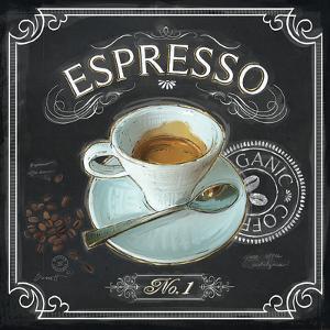Coffee House Espresso by Chad Barrett