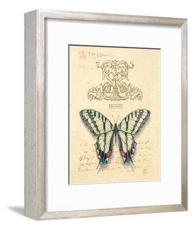 Filigree Papillon