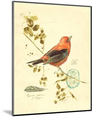 Gilded Songbird III