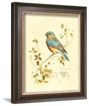 Gilded Songbird IV