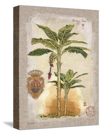 Linen Banana Palm Tree