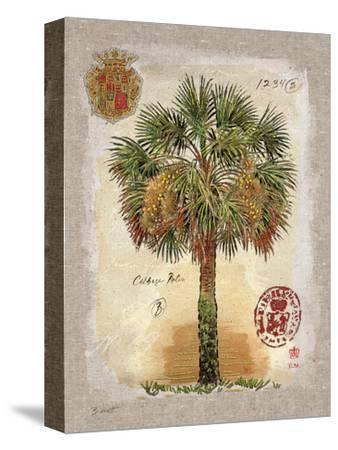 Linen Cabbage Palm Tree