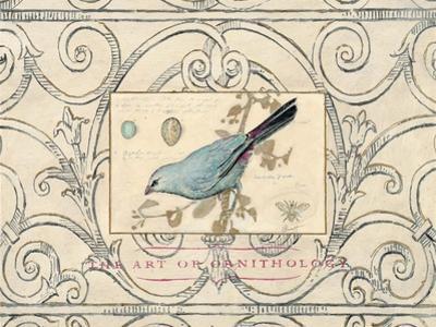 Songbird Etching 2